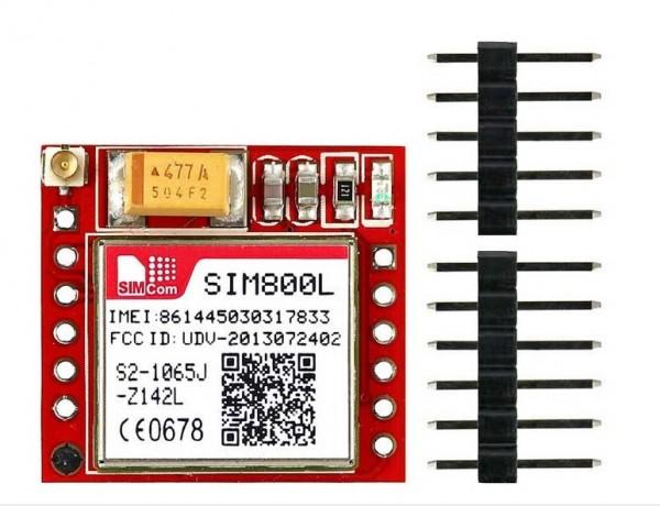 GSM Modem SIM800L - Arduino projects,IOT,School Projects