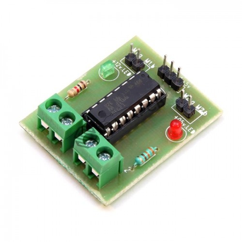 Project lab India L293D Motor Driver Module - Arduino projects,IOT ...