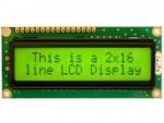LCD Display(16x2) green