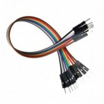 Male To Male Jumper Wires For Arduino /Breadboard